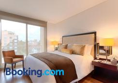 93区豪华套房酒店 - 波哥大 - 睡房