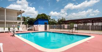 6号维多利亚汽车旅馆 - 维多利亚 - 游泳池