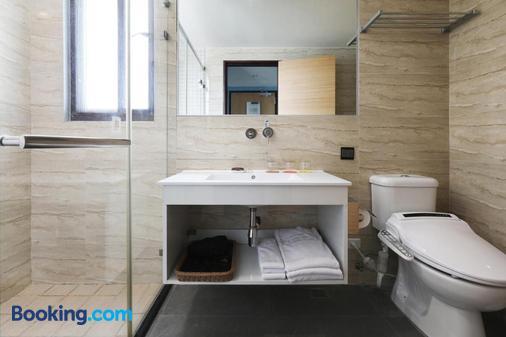 坤酒店 - 台中 - 浴室