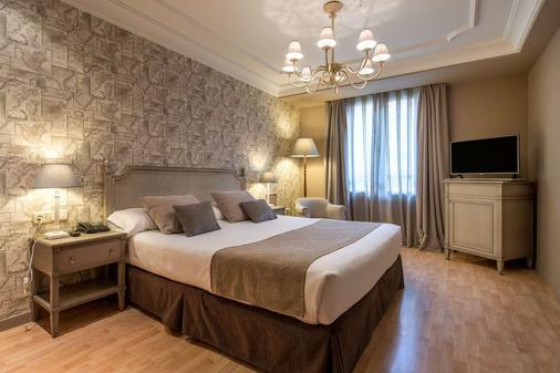 文奇莱斯酒店 - 巴伦西亚 - 睡房