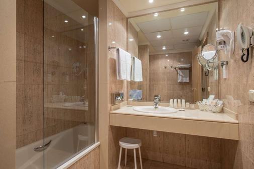 文奇莱斯酒店 - 巴伦西亚 - 浴室