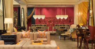 摩纳哥费城金普顿酒店 - 费城 - 休息厅