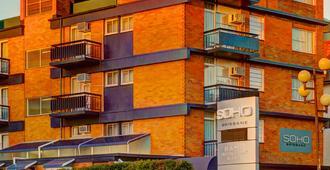 布里斯班苏荷酒店 - 布里斯班 - 建筑