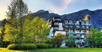 巴伐利亚琥珀酒店 - 巴特莱辛哈尔 - 建筑