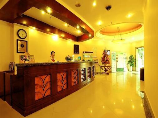 格林豪泰酒店(重慶謝家灣店) - 重庆 - 柜台