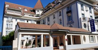 布里斯托尔酒店 - 勒图凯 - 建筑