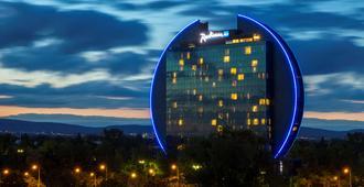 法兰克福丽笙酒店 - 法兰克福 - 建筑