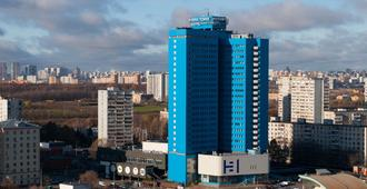 莫罗迪兹尼酒店 - 莫斯科 - 建筑