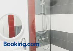 复古旅馆 - 阿维拉 - 浴室