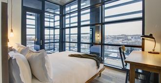 博罗酒店 - 皇后区 - 睡房