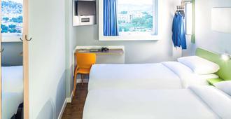 里约热内卢新美国宜必思快捷酒店 - 里约热内卢 - 睡房