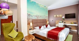 贝斯特韦斯特霍亨索伦酒店 - 奥斯纳布吕克 - 睡房