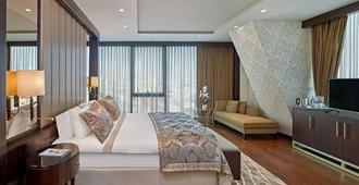 精英世界欧洲酒店 - 伊斯坦布尔 - 睡房