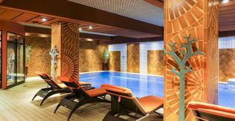 皇家酒店 - 卢森堡 - 游泳池