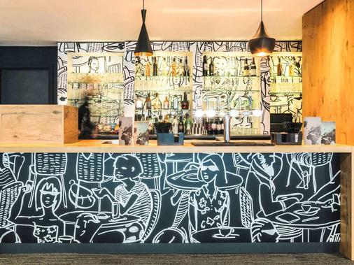 宜必思利物浦中心阿尔伯特码头 - Liverpool One购物中心酒店 - 利物浦 - 酒吧