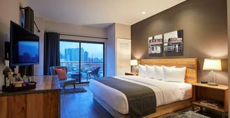 拉威尔酒店 - 皇后区 - 睡房