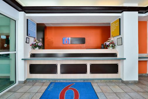 麦金尼6号汽车旅馆 - 麦金尼 - 柜台