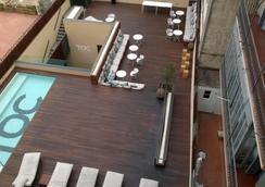 Toc巴塞罗那旅馆 - 巴塞罗那 - 游泳池