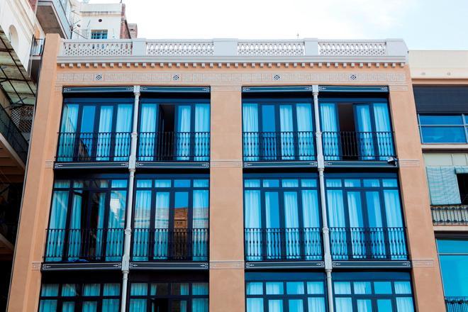 Toc巴塞罗那旅馆 - 巴塞罗那 - 建筑