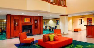 凤凰城市中心费尔菲尔德酒店及套房 - 凤凰城 - 大厅