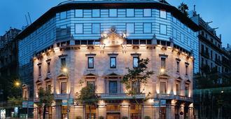 巴塞罗那克拉丽斯酒店 - 巴塞罗那 - 建筑