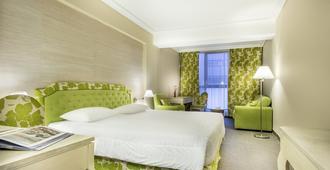 爱若特亚里山德斯酒店 - 雅典 - 睡房