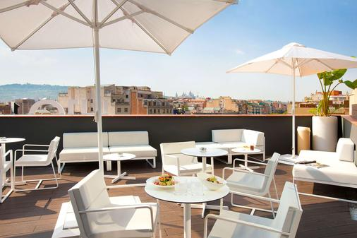 H10卡萨诺瓦酒店 - 巴塞罗那 - 阳台