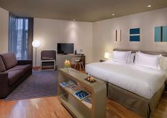 H10卡萨诺瓦酒店 - 巴塞罗那 - 睡房