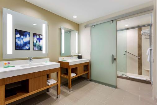 芝加哥/市中心卢普区凯悦嘉轩酒店 - 芝加哥 - 浴室