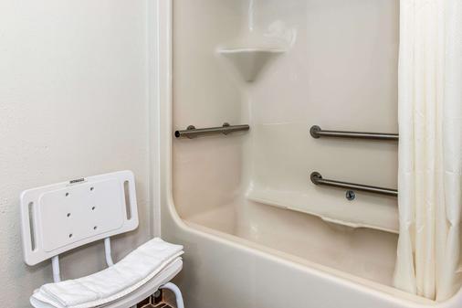 斯普林菲尔德司丽普酒店 - 斯普林菲尔德 - 浴室