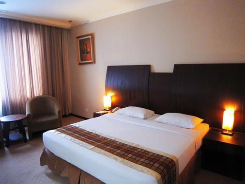 福拉雅酒店 - 北干巴鲁/帕干巴鲁 - 睡房