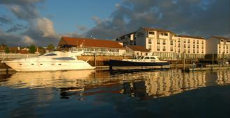 纽波特港码头酒店 - 纽波特 - 户外景观