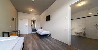 A&O经济连锁酒店格拉兹豪普巴恩霍夫店 - 格拉茨 - 睡房