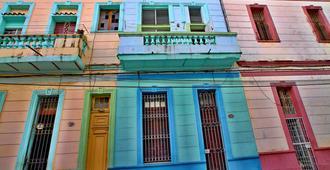 佩德罗和玛莉殖民风民宿 - 哈瓦那 - 建筑