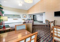 科罗拉多斯普林斯机场品质酒店 - 科罗拉多斯普林斯 - 大厅