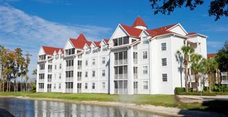 格兰德海滩钻石度假公寓式酒店 - 博伟湖 - 建筑