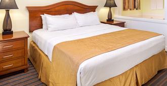 格兰德海滩钻石度假公寓式酒店 - 博伟湖 - 睡房