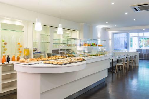 布鲁塞尔阿伦贝格大广场nh酒店 - 布鲁塞尔 - 自助餐