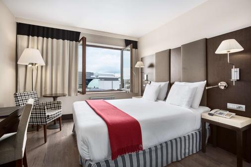 布鲁塞尔阿伦贝格大广场nh酒店 - 布鲁塞尔 - 睡房