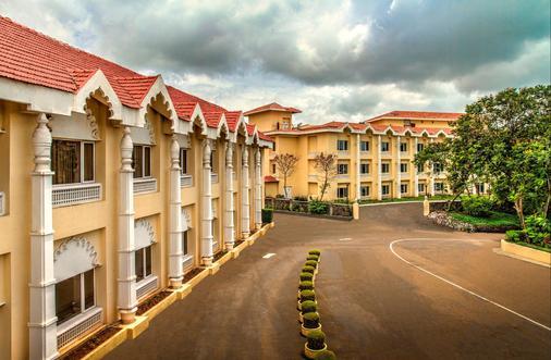 阿姆巴德杰特威酒店 - 纳西克 - 建筑