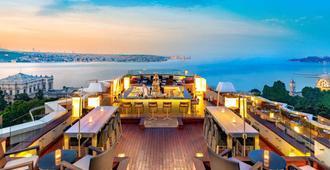伊斯坦布尔博斯普鲁斯瑞士酒店 - 伊斯坦布尔 - 餐馆