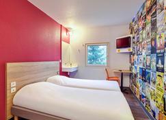 博韦F1酒店 - 博韦 - 睡房