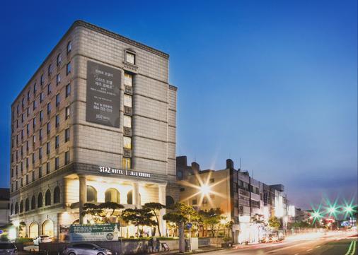 罗波罗酒店 - 济州 - 建筑