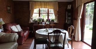 干草巷旅舍 - 索利赫尔 - 餐厅