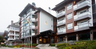 赛尔卡诺酒店 - 格拉玛多 - 建筑
