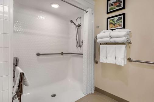 拉斐特凯富套房酒店 - 拉斐特 - 浴室