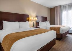 拉斐特凯富套房酒店 - 拉斐特 - 睡房