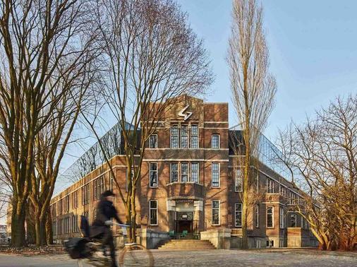 阿姆斯特丹创造者旅舍 - 阿姆斯特丹 - 建筑