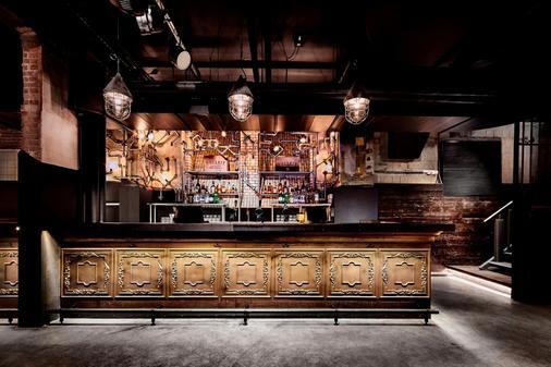 阿姆斯特丹创造者旅舍 - 阿姆斯特丹 - 酒吧