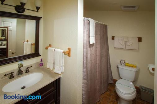 斯威特沃特Spa宾馆 - 门多西诺 - 浴室